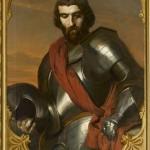 Jean II Le Meingre Marechal de Boucicaut par Alexandre Laemlein (1813-1871) Inv MV 413 Photo RMN Franck Raux Versailles, châteaux de Versailles et de Trianon