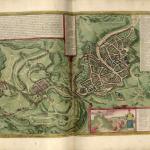 Jerusalem Braun, Georg (1541-1622) Civitates orbis terrarvm Library of Congress Geography and Map Division Washington, D.C.