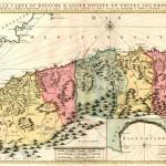 Nouvelle carte du royaume d Alger