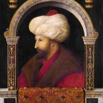 Sultan Mehmet II par Gentile Bellini National Gallery