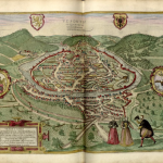 Vesontio Braun, Georg (1541-1622) Civitates orbis terrarvm Library of Congress Geography and Map Division Washington, D.C.