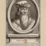 Edouard III, roi d'Angleterre Anonyme Inv n°LP4.22.1 Versailles, châteaux de Versailles et de Trianon
