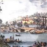 Guiseppe Zocchi Villa et port delle Selve Signa