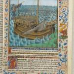 Les constructions navales en Ligurie au Moyen Age