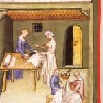 Codex Vindobonensis, series nova 2644: Les Vêtements de lin n° d'inv CAL-F-004943-0000 Tacuinum sanitatis (Tableau de santé) 1370-1400 Autriche, Vienne, Österreichischen Nationalbibliothek