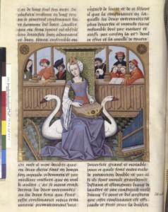 Allégorie de la Musique Fr 143 Folio 65v BNF