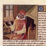 """Le livre des """"cleres et nobles dames"""" de Boccace par Robinet Testard"""