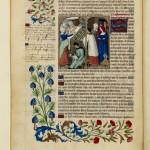 "La ""Practica Forensis"" de Jean Masuyer illustrée par Robinet Testard"
