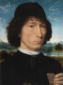 Hans Memling Bernardo Bembo Musée royal des Beaux Arts Anvers