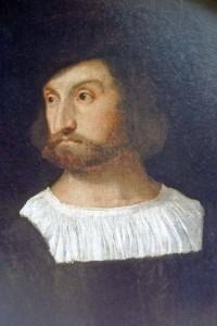 Pietro Bembo Le Titien Musee de Besancon