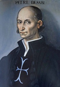 Pietro Bembo Lucas Cranach le jeune Collection privée Washington