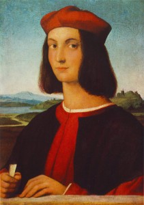 Pietro Bembo Raphael Musée des Beaux Arts Budapest