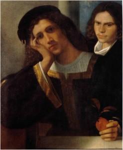 Pietro Bembo Giorgione Museo Nazionale di Palazzo Venezia