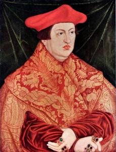Cardinal Albert de Brandebourg Lucas Cranach l'ancien