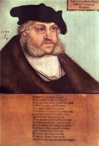 Frederic III-de Saxe le Sage Historisches Museum Regensburg