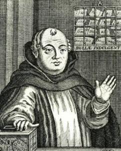 Le moine Tetzel