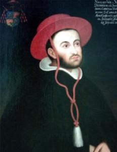 Nicolas Schomberg cree cardinal en 1535