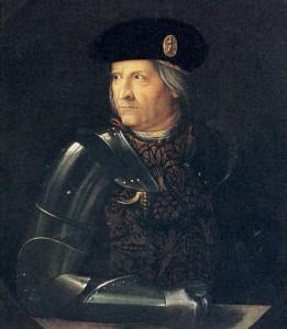 Ercole d'Este Dosso Dossi (1489-1542) Modene, Galleria Estense Palazzo Dei Musei