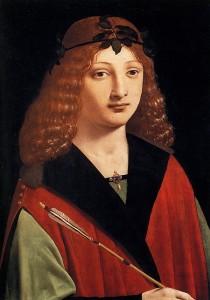 Giovanni Antonio Boltraffio Gian Galeazzo II Maria Sforza Timken Museum of Arts San Diego California