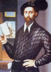 Portrait du Tasse 1577 Fürstlich Thurn und Taxissches Schlossmuseum, Ratisbonne, Allemagne Image Wikipedia