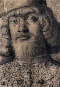Francesco II Gonzaga Dessin de Mantegna National Gallery of Ireland Dublin Image Web Gallery of Art