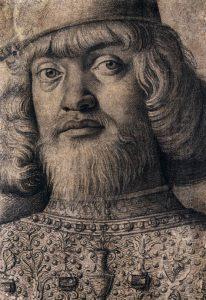 Francesco II Gonzaga Dessin de Mantegna National Gallery of Ireland Dublin Image Web Gallery of Art