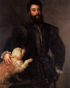 Le Titien Frédéric Gonzague Musée du Prado Madrid Image Web Gallery of Art