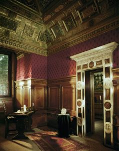 Studiolo d'Isabella d'Este au palais ducal de Mantoue Photo Site Italian Renaissance Resources
