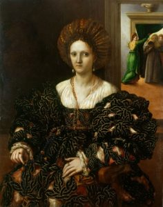Margherita Paléologue Giulio Romano Royal Collection Trust Her Majesty Queen Elizabeth II 2016