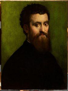 Giulio Romano Autoportrait Musée du Louvre Crédit photo © G. Blot ; J. Schormans Réunion des musées nationaux