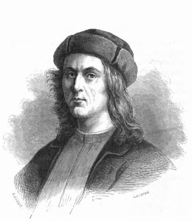 Portrait du Pinturicchio Histoire des peintres de toutes les Ecoles Ecoles Ombrienne et Romaine Charles Blanc p68