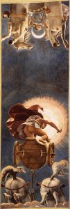 Giulio Romano Le char du soleil Palais du Te Image Web Gallery of Art
